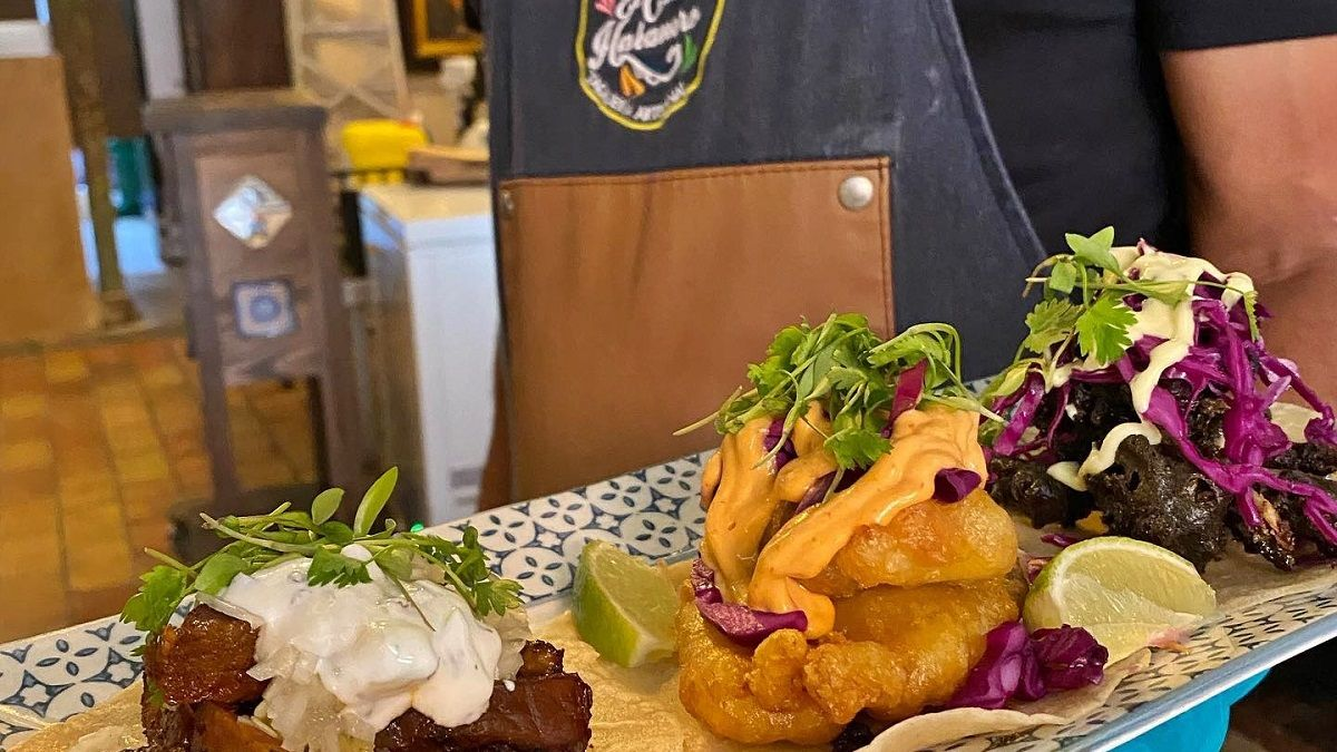 camarero mexicano Jerez