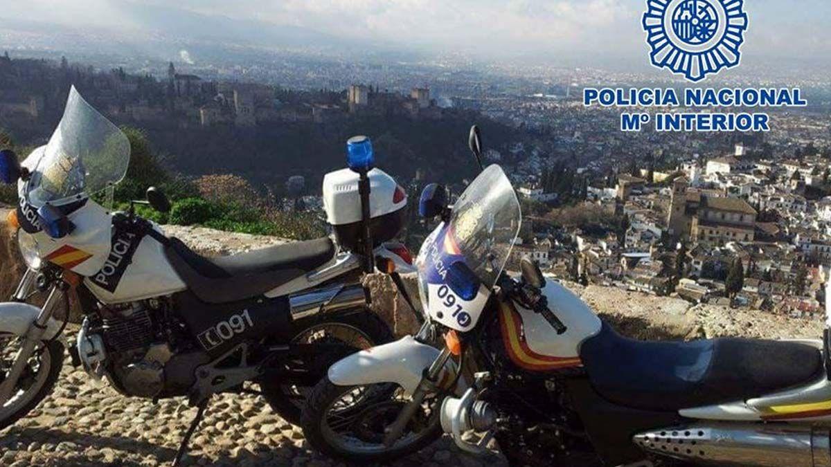 Multan a 25 jóvenes en Granada