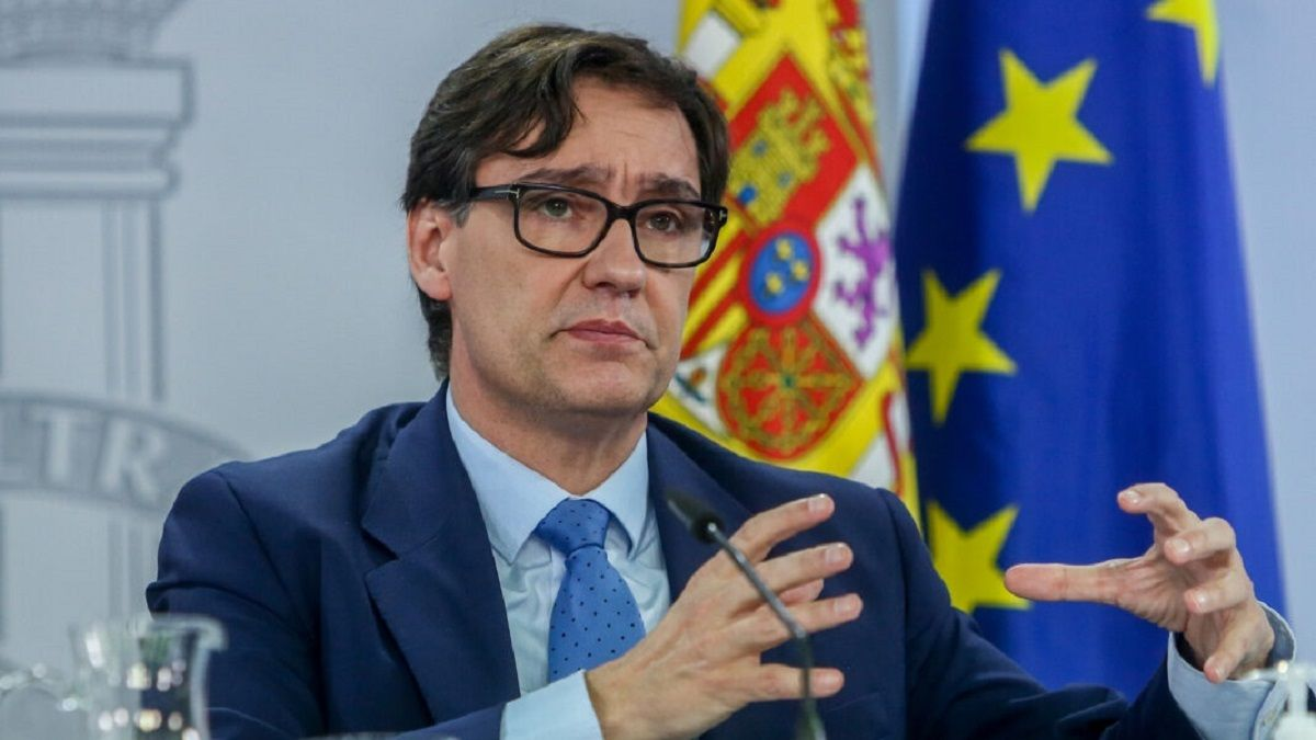 Salvador Illa vacunación en España Covid-19