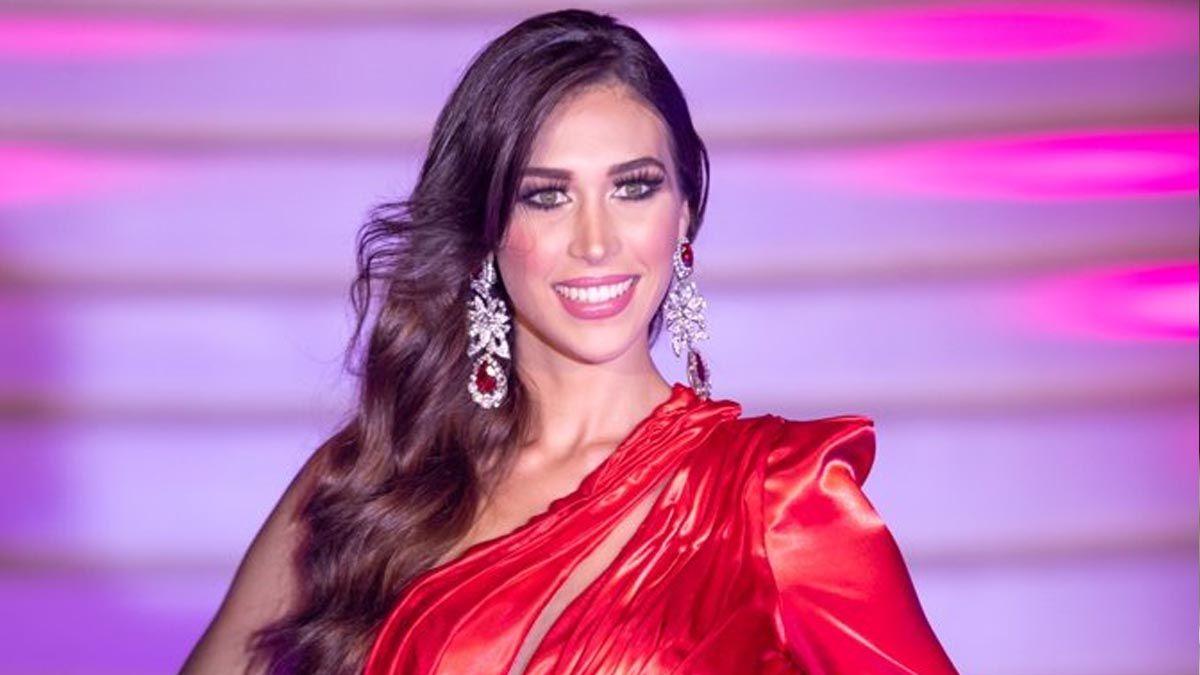 Andrea Martínez Miss Universe Spain 2020