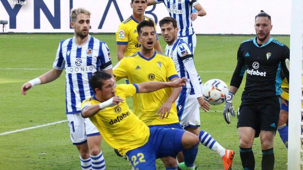 Cádiz CF Real Sociedad