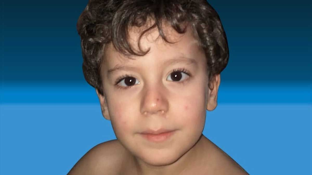 Iker, niño con enfermedad rara