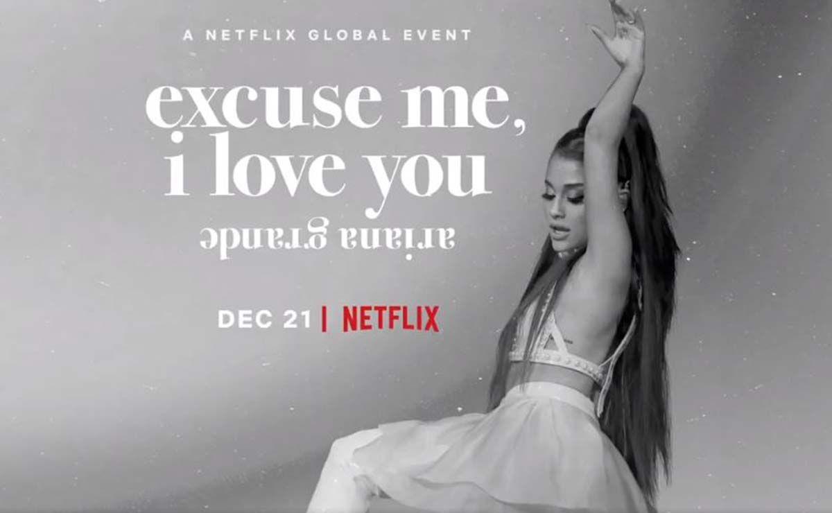 Documental de Ariana Grande en Netflix