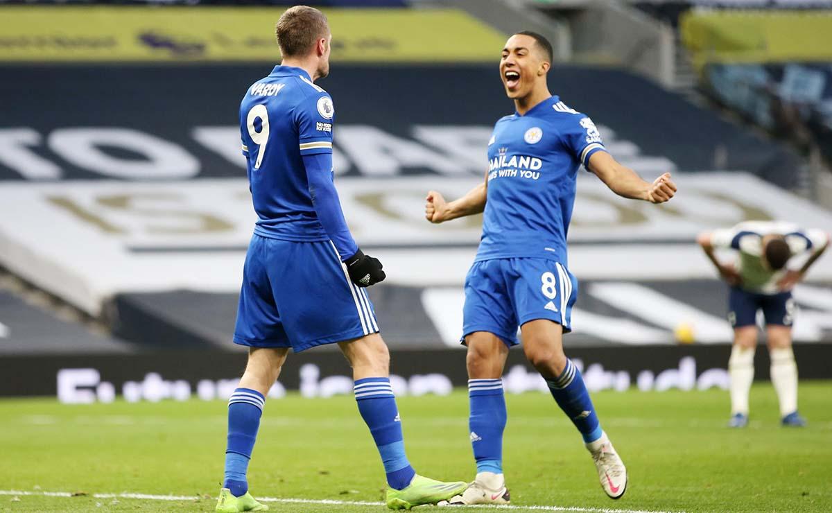 Leicester Tottenham Premier League Mourinho