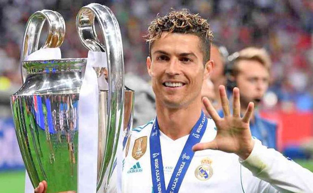 Champions League Cristiano Ronaldo