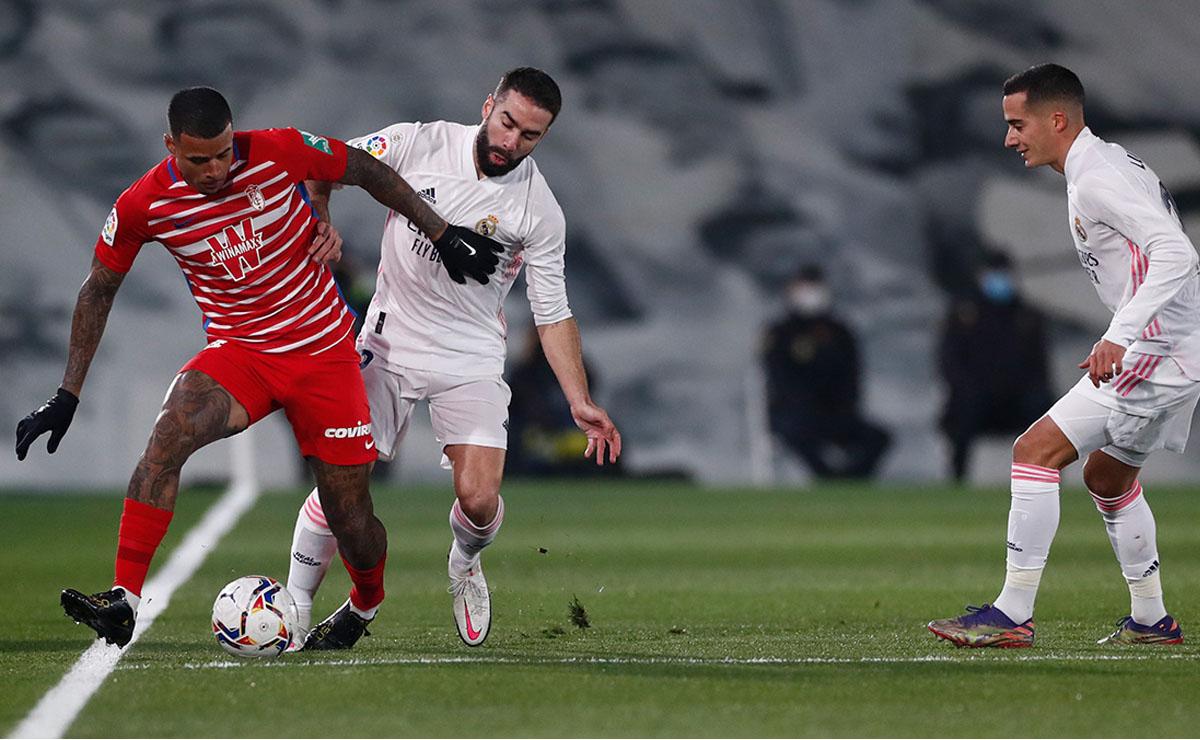 Real Madrid Granada LaLiga