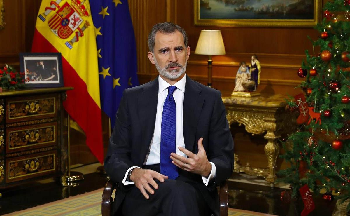 Rey Felipe VI autónomos