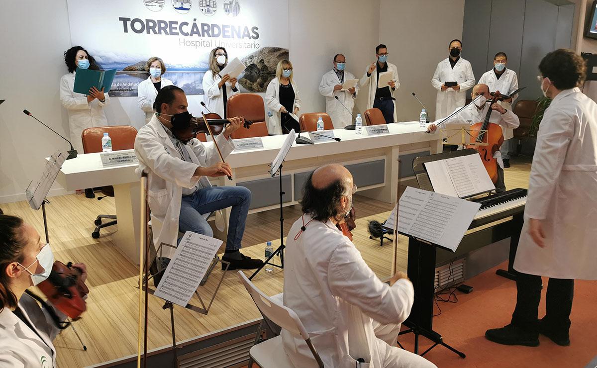 Coro y orquesta torrecárdenas