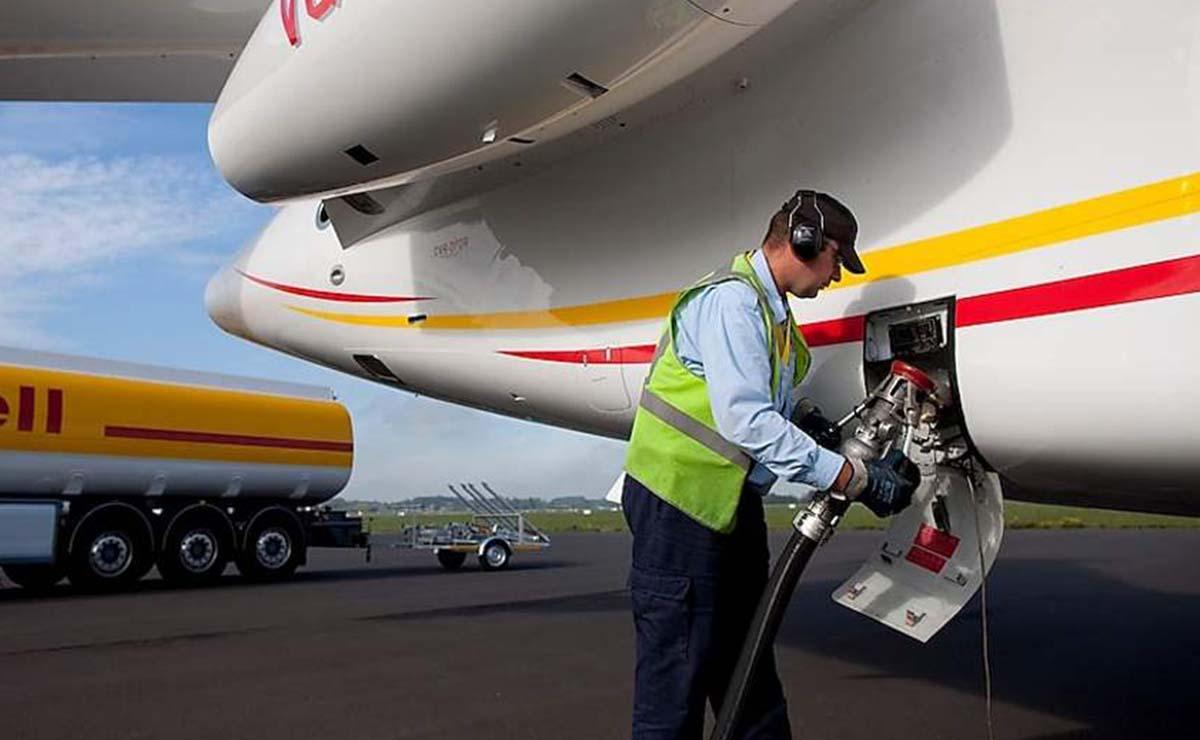 Combustible para aviones
