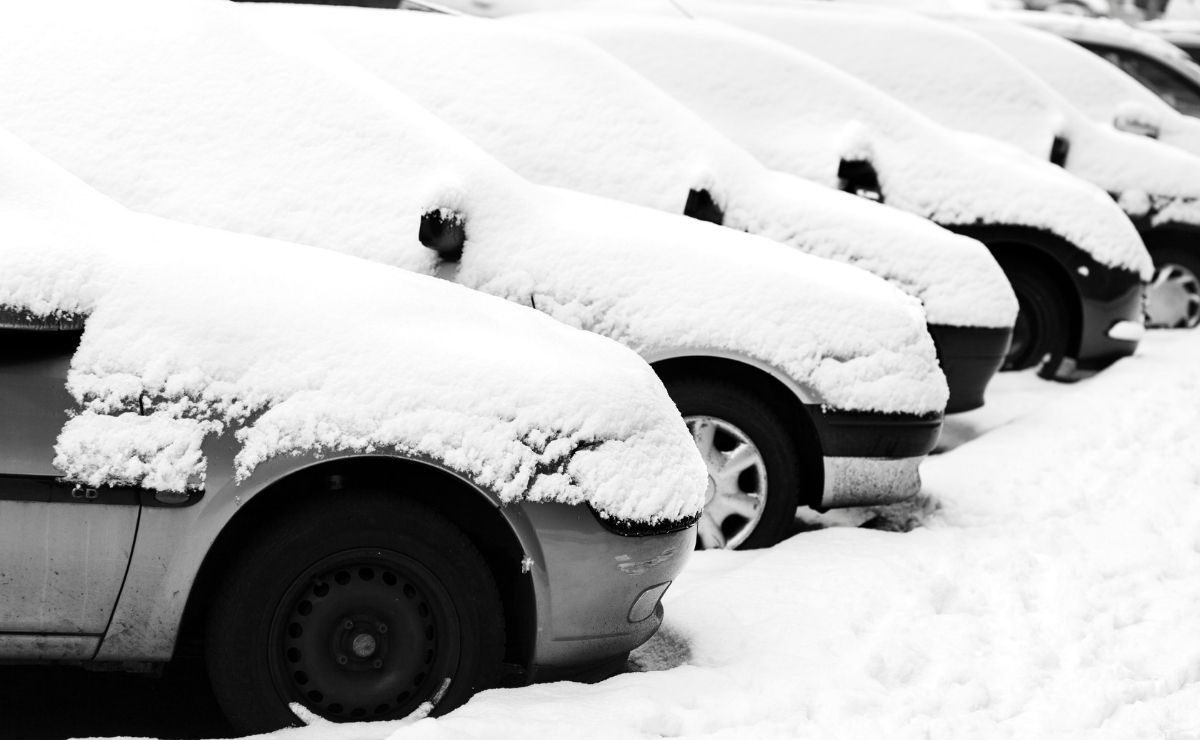 temperatura Andalucía seguro coche temporal nieve