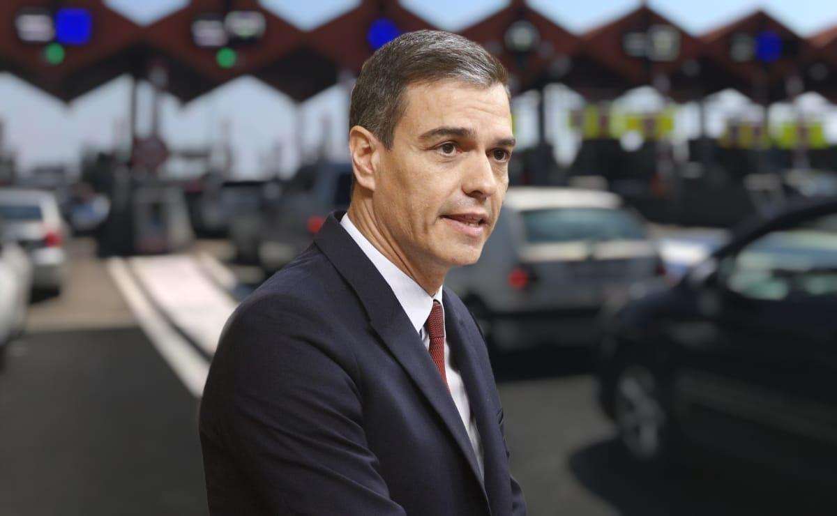 PEdro Sánchez peajes