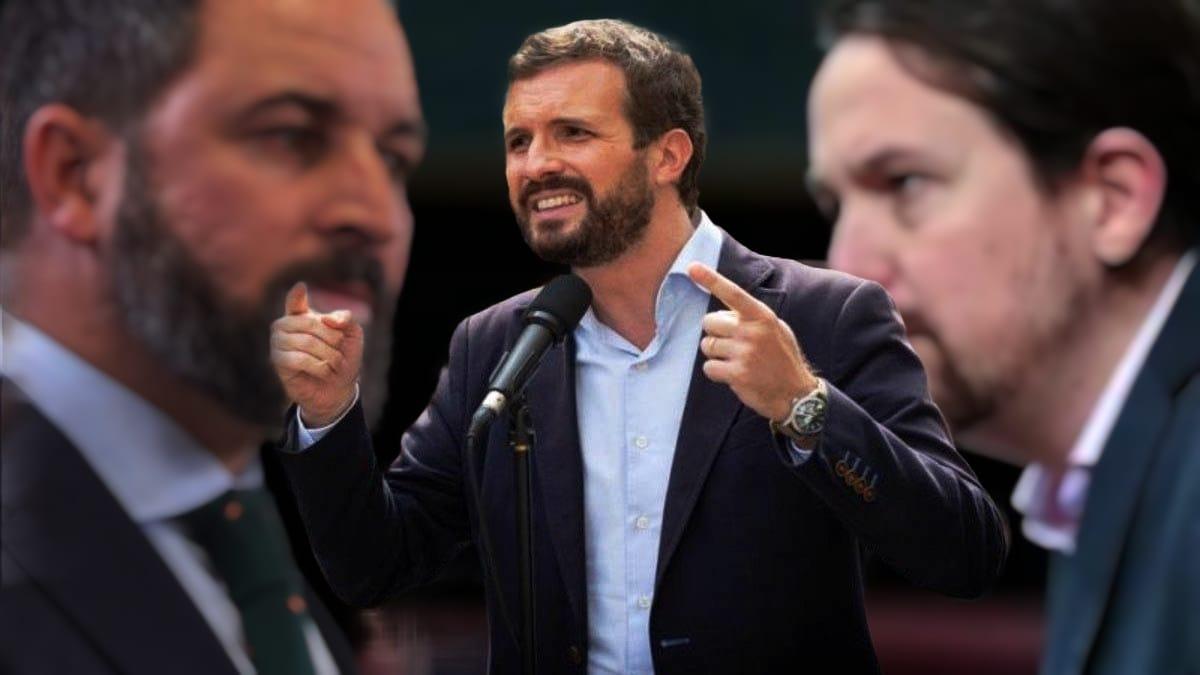 Partido Popular Vox Capitolio
