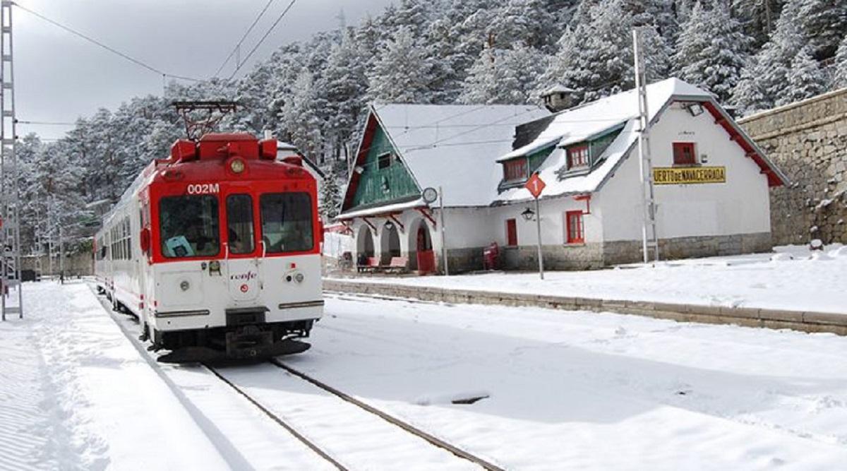 Madrid tren Andalucía